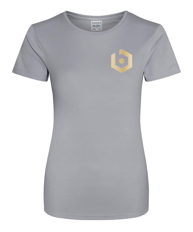 Heather Grey Tea T-shirt